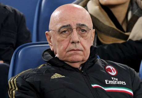 Galliani calls for Milan-Inter XI