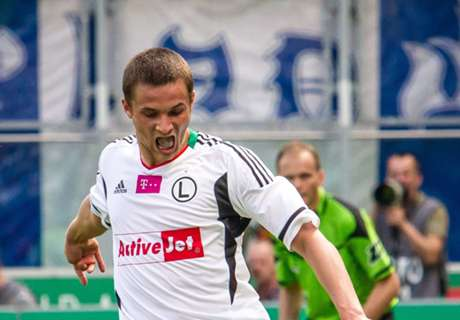 Legia to take CL appeal to CAS