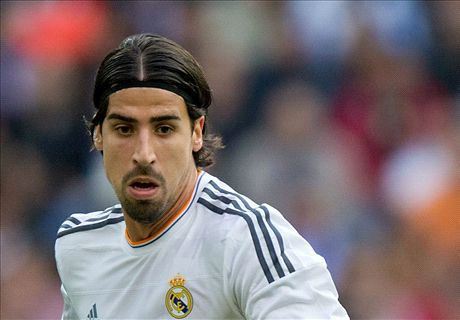 Man Utd plot £10m Khedira bid