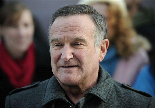El mundo del fútbol llora la pérdida de Robin Williams
