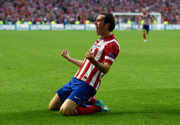 Atletico can still compete with Real and Barca - Godin