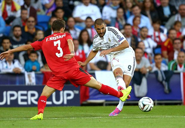 Benzema: It's normal that Madrid would want a new forward