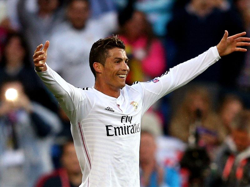 Ronaldo named UEFA's Best Player in Europe
