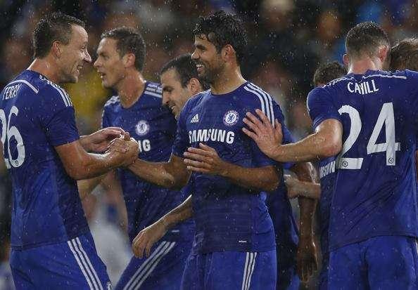Chelsea 2-0 Real Sociedad: Diego Costa ya se divierte en Stamford Bridge