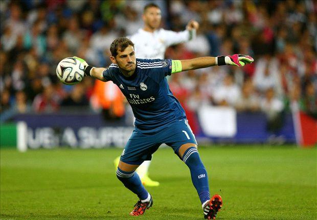Casillas: Spectacular Madrid want the Undecima