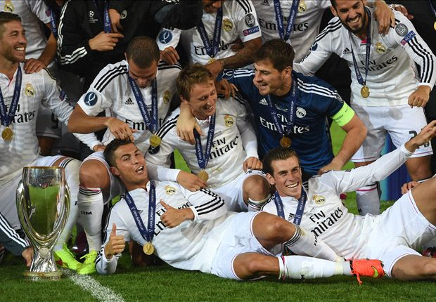 Perez: Real Madrid want more titles now