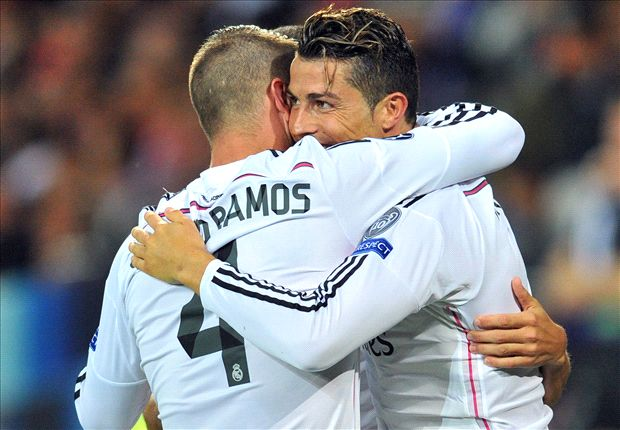 Retaining Champions League is Real Madrid's new target - Ramos