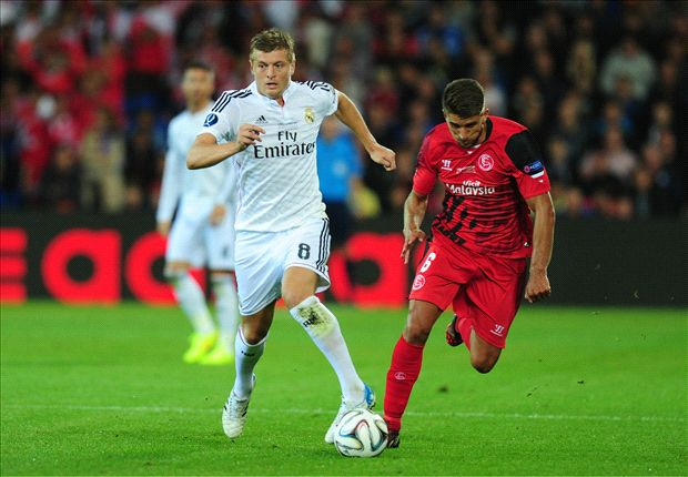 Simeone: Kroos has improved Madrid