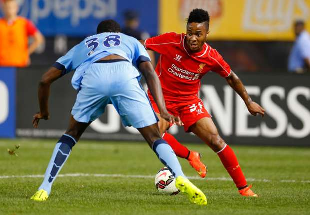 Rodgers: Sterling reminds me of Messi