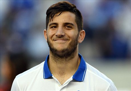 Manolas undergoes Arsenal medical