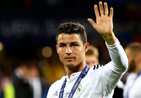 Ronaldo claims Best Player crown