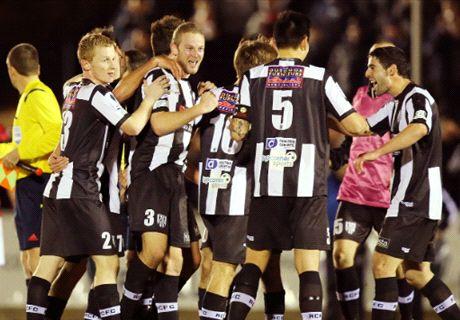 FFA Cup wrap: Wanderers love struck