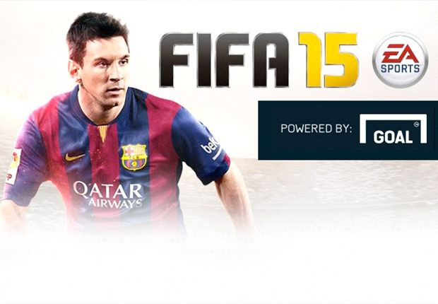 Goal features in newly-released FIFA 15