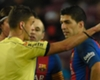Barca to appeal Suarez red card