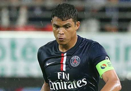 Thiago Silva fit for PSG but Ibra out
