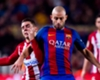 Mascherano a doubt for PSG game