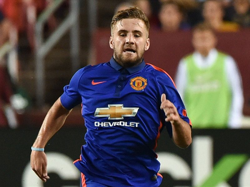 Luke Shaw ruled out for four weeks with hamstring injury