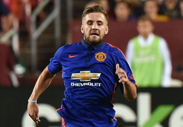 Manchester United star Luke Shaw ruled out for four weeks with hamstring injury