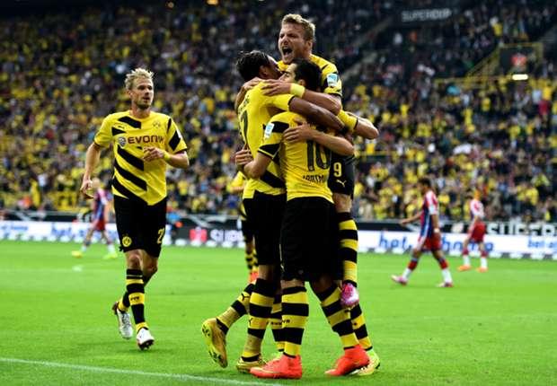Il Dortmund fa festa