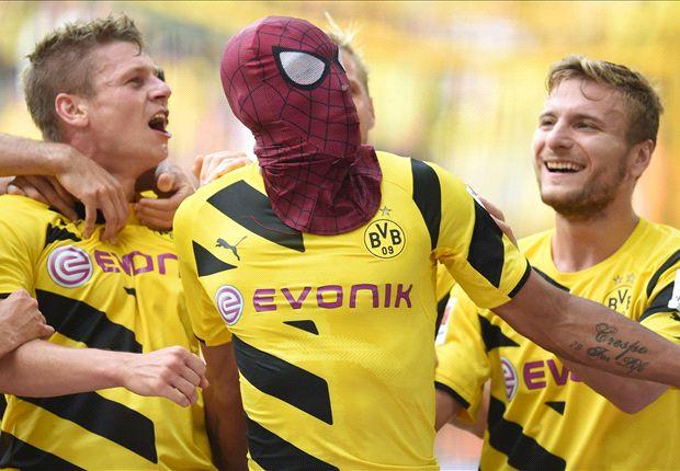 Borussia Dortmund 2-0 Bayern Munich: Aubameyang marvels in Supercup triumph