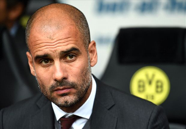 Pep pleads for more time after Dortmund defeat