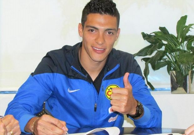 Raul Jimenez's transfer from Club America to Atletico Madrid made official