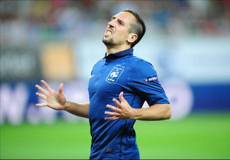 'Ribery could perform France u-turn'