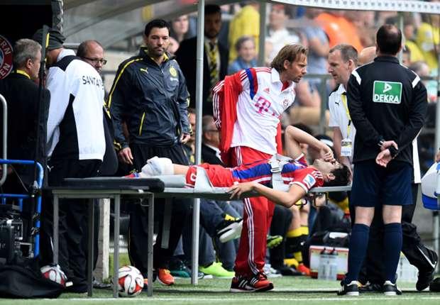 Guardiola fears lengthy Martinez absence