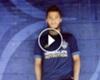 Giovani modeló el nuevo uniforme del LA Galaxy ►