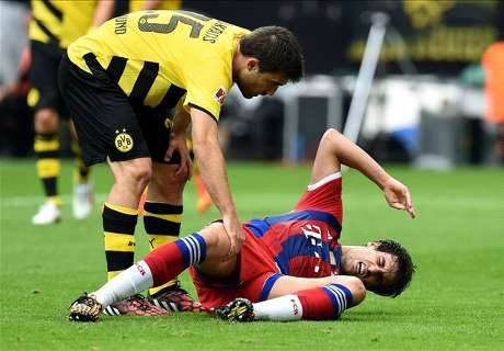Javi Martinez reveals injury despair