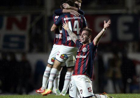 Libertadores: S. Lorenzo 1 x 0 Nacional
