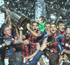 San Lorenzo win Copa Libertadores