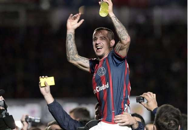 Die Freude nach dem Triumph war bei San Lorenzo groß