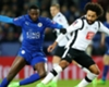Double delight for Leicester City's Ndidi