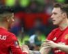 Jones & Rojo Mungkin Absen Lawan Watford