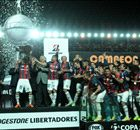 Los campeones de la Copa Libertadores