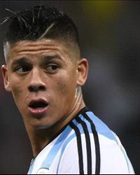 Marcos Rojo Player Profile