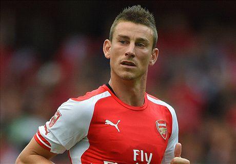 Koscielny returns to Arsenal squad
