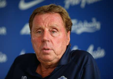Redknapp in QPR contract talks