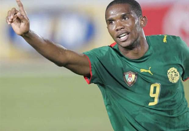 Samuel Eto'o hails Cameroon team despite loss to Cape Verde
