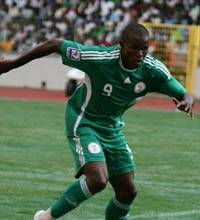 Victor Obinna, Nigeria International