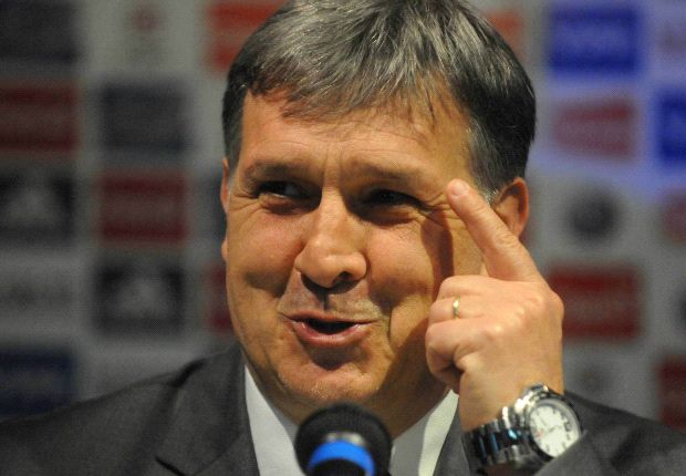 Barca failings were my fault, says Martino