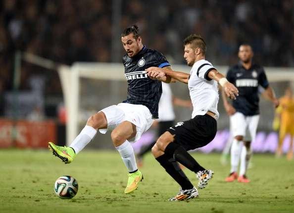 PAOK 0-0 Inter: Nerazzurri held by Greek side