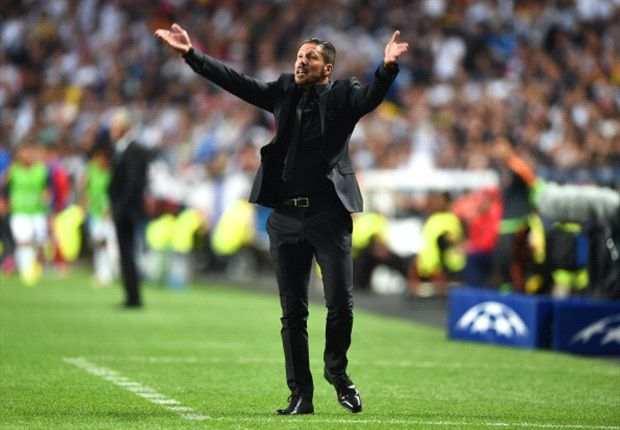 Atletico have a great attack, says Simeone
