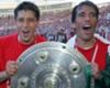 La Bundesliga recordó el paso de Pável Pardo por el Stuttgart