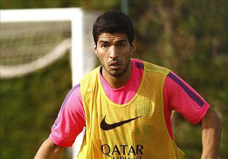 Suarez-Messi a glimpse of the future