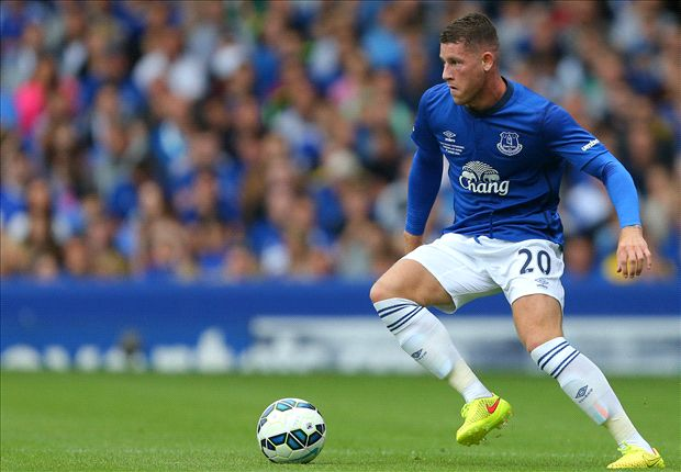 Everton boss Martinez optimistic over Barkley injury