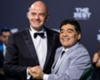 Maradona Resmi Bekerja Di FIFA