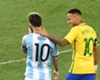 """Brésil, Tite : """"J'aurais voulu que Messi soit né au Brésil"""""""