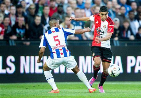 Laporan Pertandingan: Feyenoord 1-1 Heerenveen